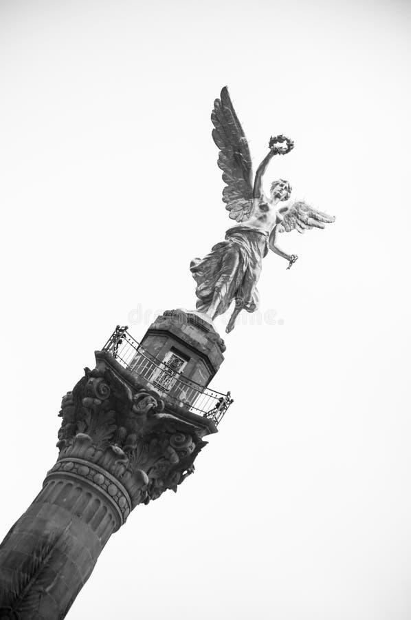 Angelo de la independencia fotografie stock