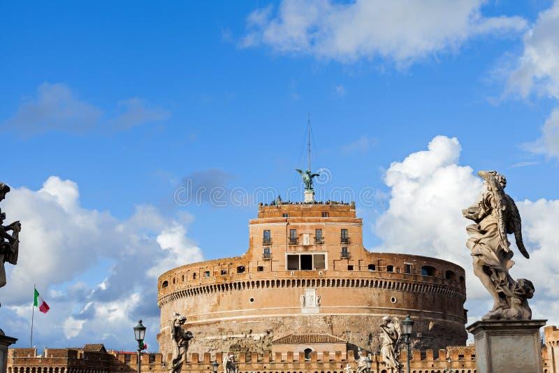 angelo sant grodowy Rome fotografia stock
