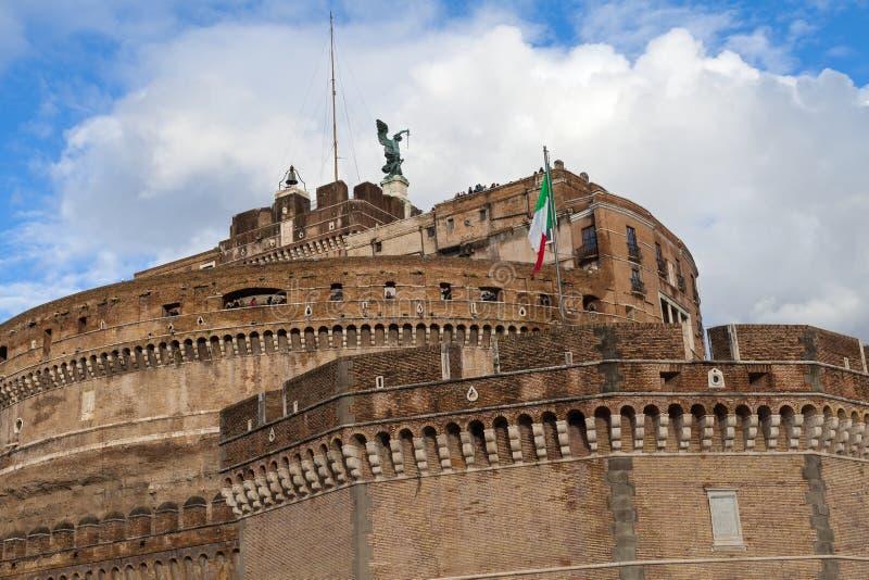 angelo sant grodowy Rome zdjęcie royalty free