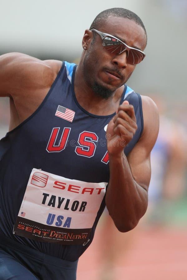 Free Angelo Taylor (USA) Stock Image - 10915201