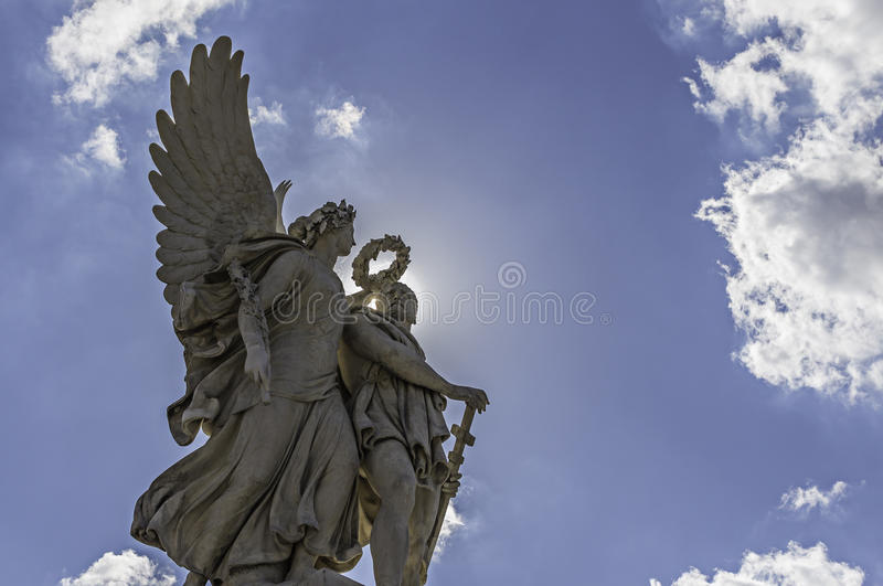 angels foto de stock