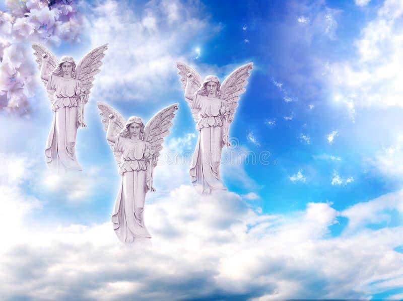 Download Angels archangels stock illustration. Image of magical - 94174516
