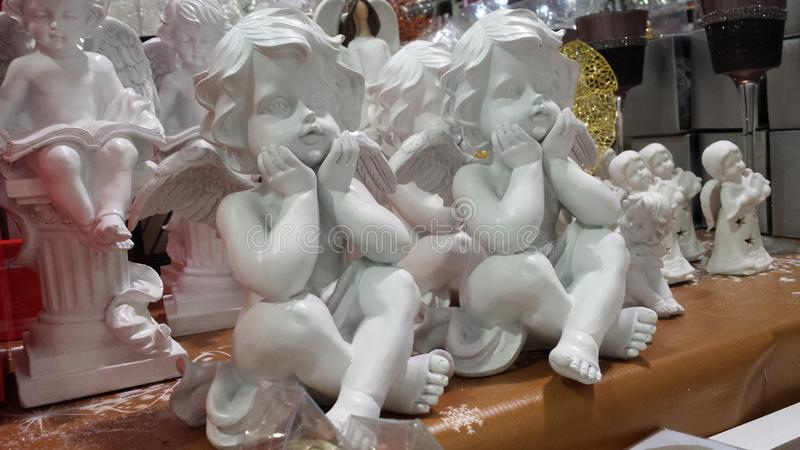 Angels stock photography