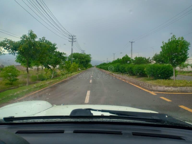 Angenehmes Wetter lizenzfreie stockfotografie