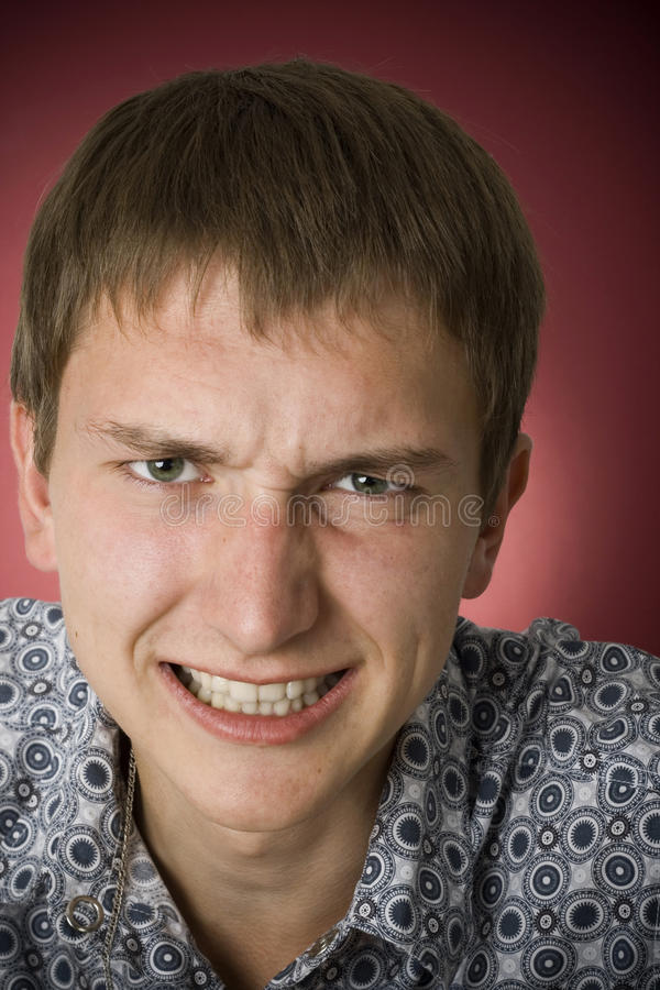 Anger Stock Photography