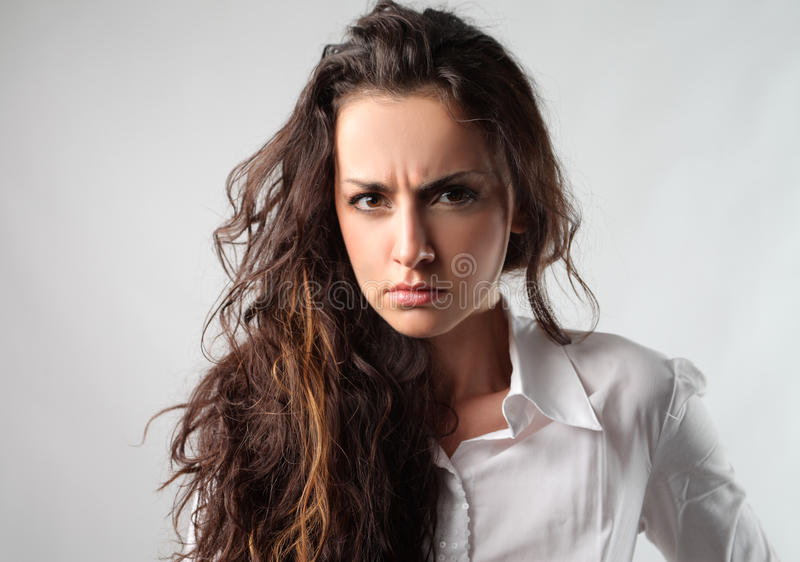 Download Anger stock image. Image of sadness, angry, problem, woman - 15937109