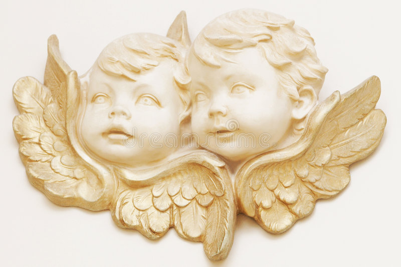 Anges photographie stock