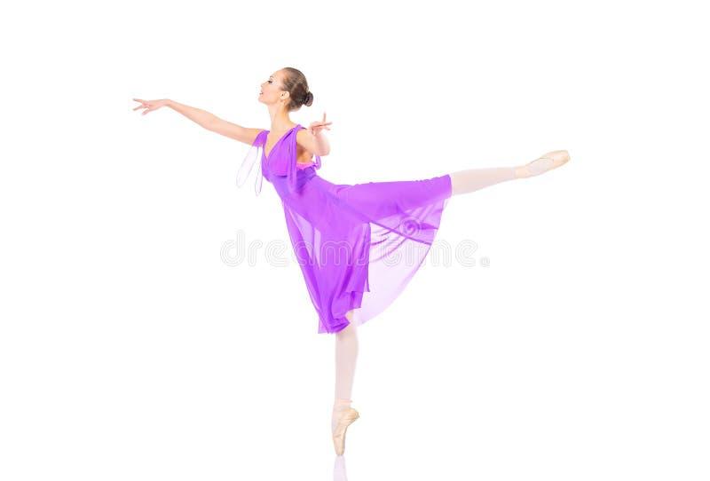 Angespornter Tanz stockfoto