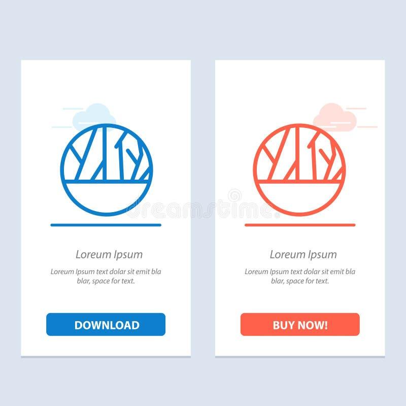 Angesteckte Wunde, Infektion, Haut-Infektion, Haut-Wundblaues und rotes Download und Netz Widget-Karten-Schablone jetzt kaufen lizenzfreie abbildung