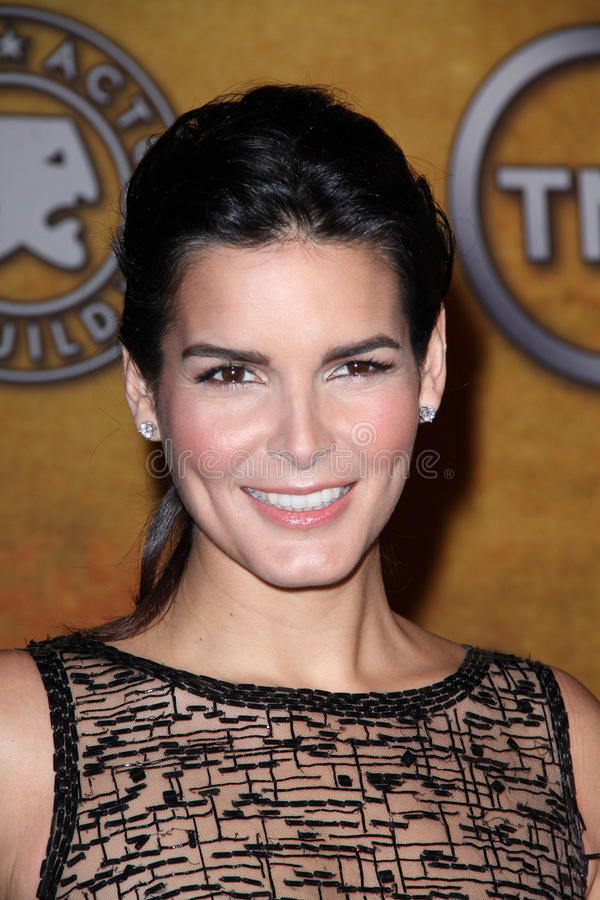 Download Angie Harmon editorial photo. Image of pacific, angie - 24726696