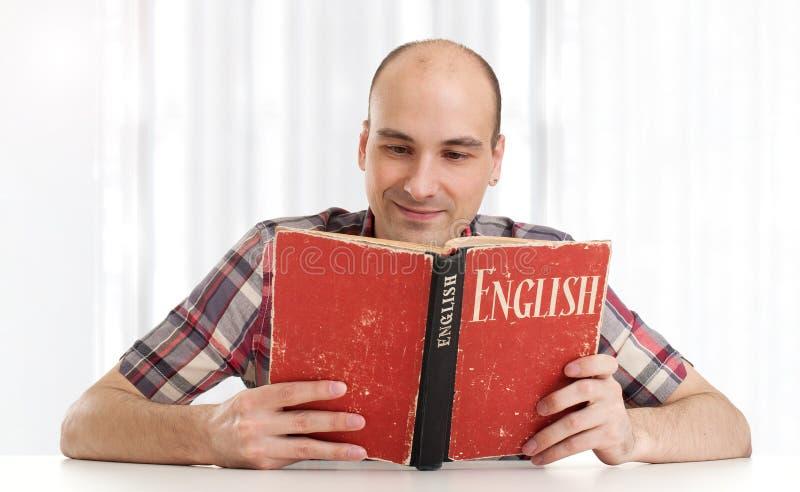 Angielska edukacja obraz royalty free