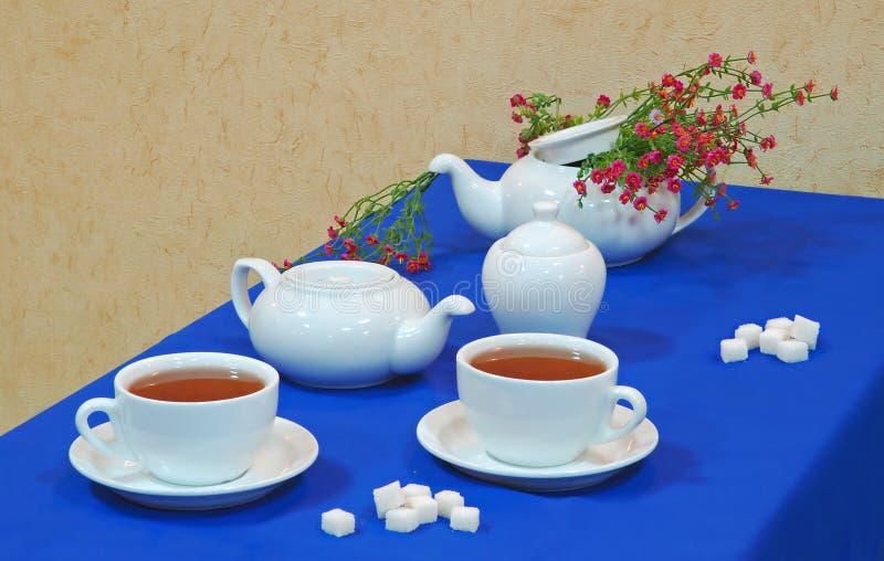 angielska herbata zdjęcie royalty free