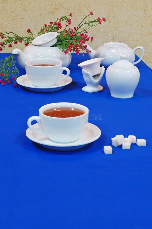 angielska herbata zdjęcia royalty free