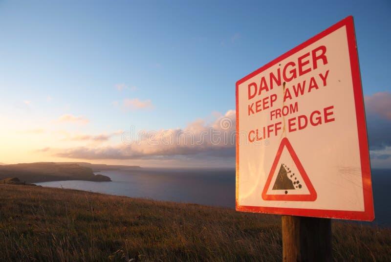 Angielska Południowa linia brzegowa blisko Durdle drzwi fotografia stock