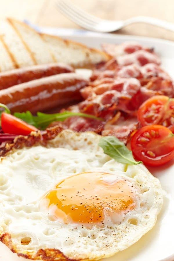 Angielski śniadanie zdjęcia stock