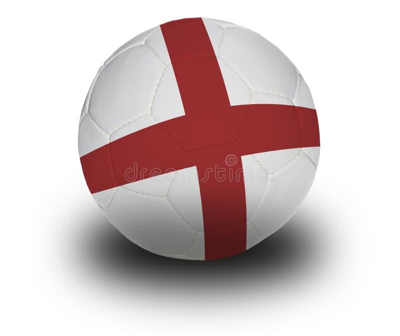 angielski piłkę obrazy stock