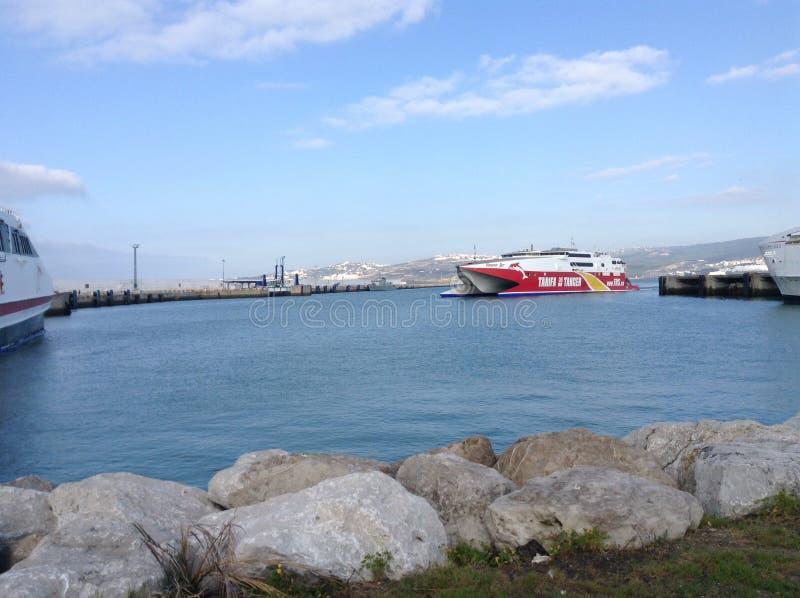 Angielszczyzna port zdjęcia stock