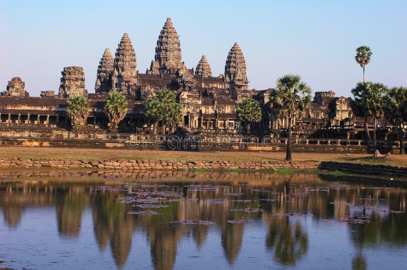 angkor Камбоджа стоковая фотография