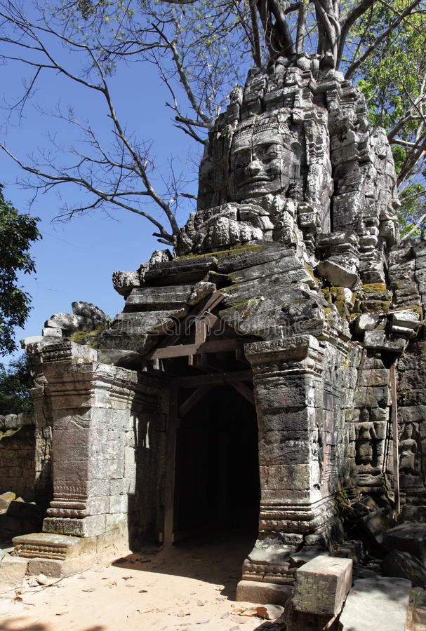 Angkor photographie stock libre de droits