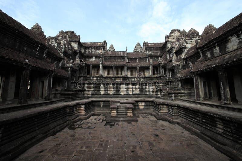 Angkor stockbild