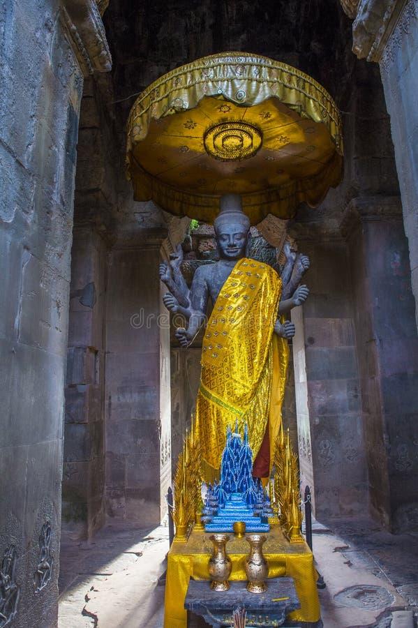 angkor Cambodia świątyni wat obrazy royalty free