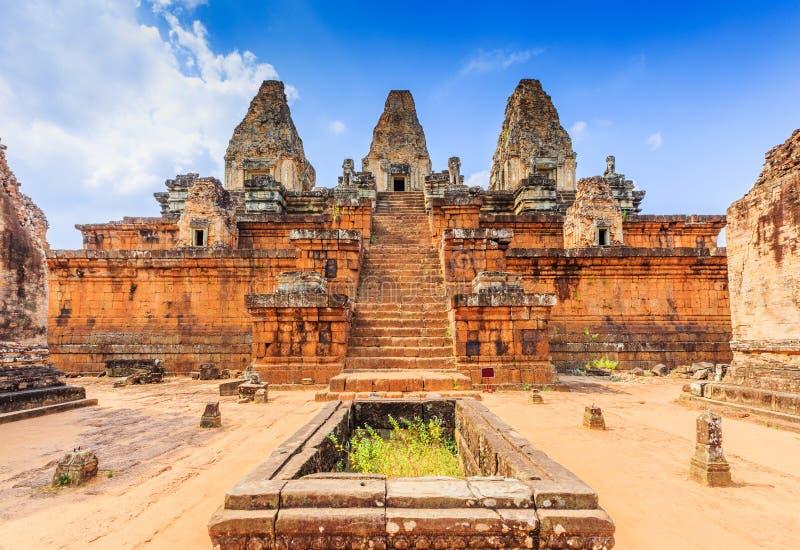 Angkor, Camboya foto de archivo libre de regalías
