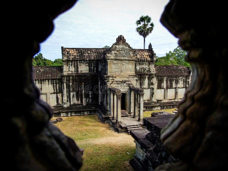 Download Angkor Siemriep Cambodia stock image. Image of landmark - 31891573