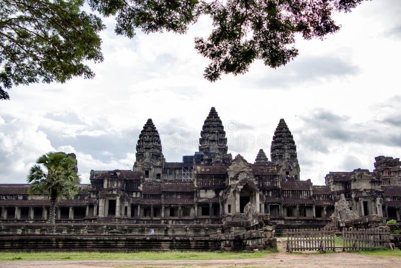 Angkor royalty free stock photos