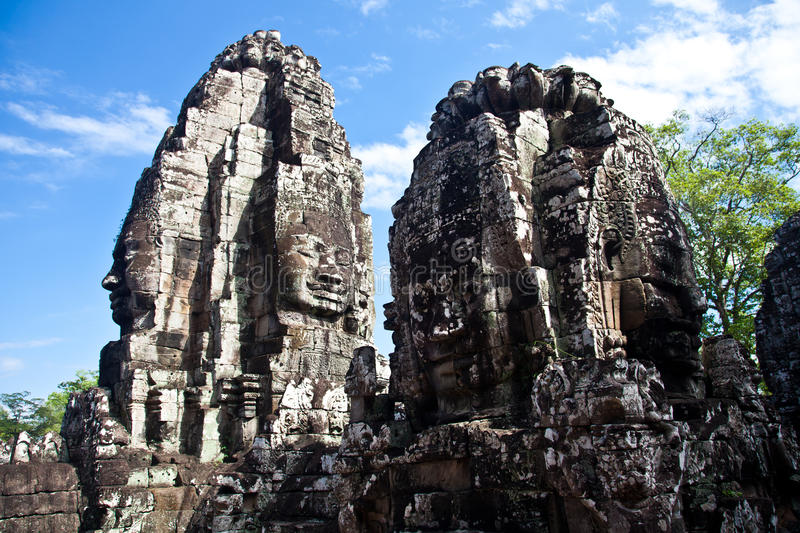 Download Angkor Thom stock photo. Image of monument, cambodia - 22980544