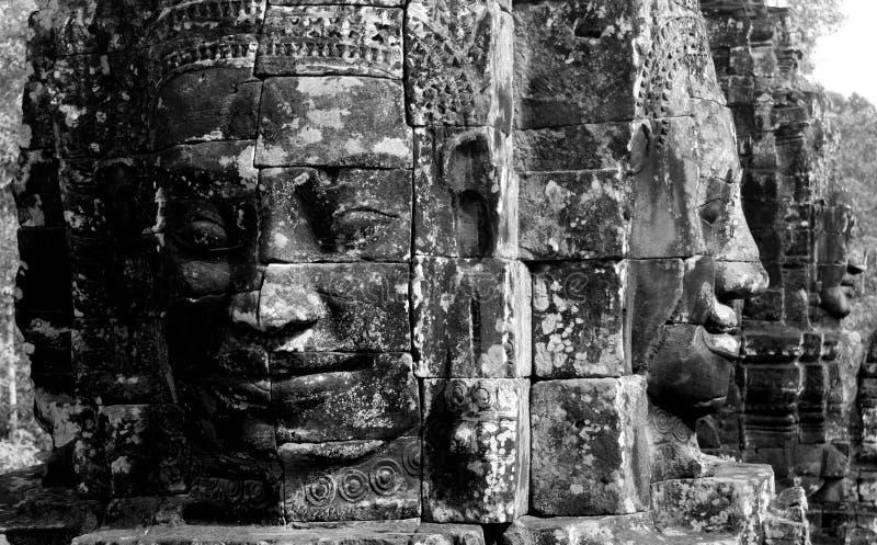 Angkor Thom fotos de stock royalty free
