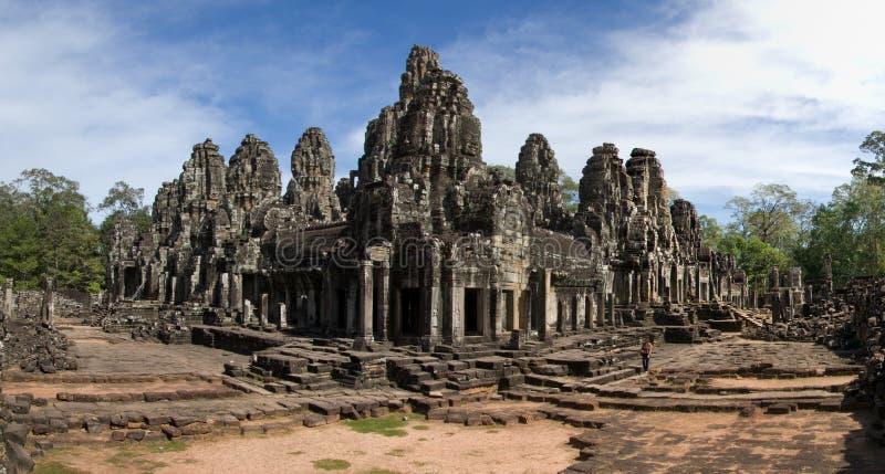 Angkor Thom στοκ φωτογραφία με δικαίωμα ελεύθερης χρήσης