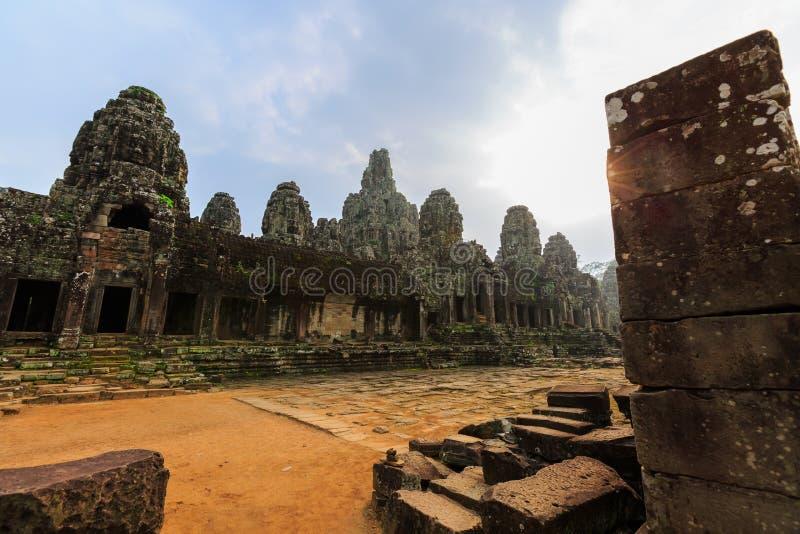 Angkor Thom στοκ φωτογραφία
