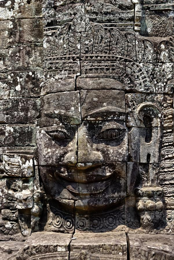 Angkor Thom fotografering för bildbyråer