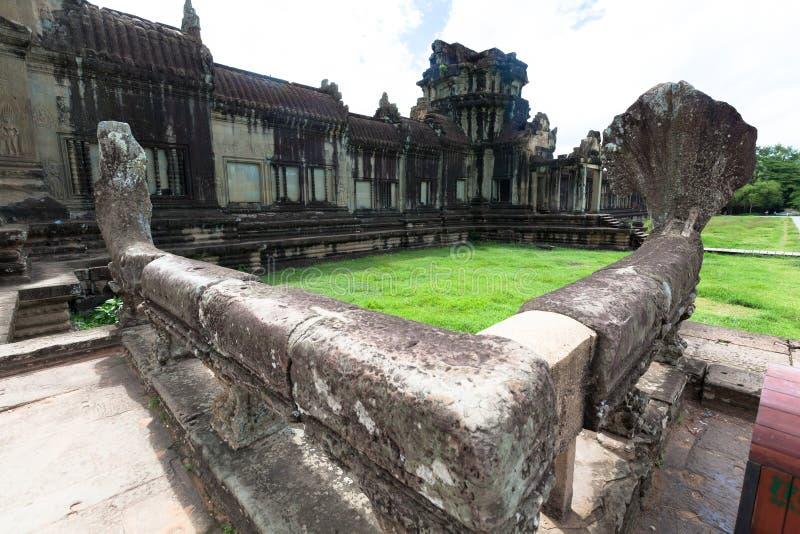 Angkor Thom, Cambogia immagine stock libera da diritti