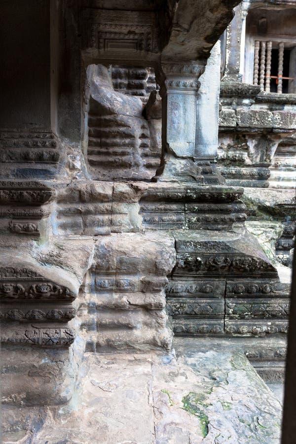Angkor Thom, Cambogia fotografie stock libere da diritti