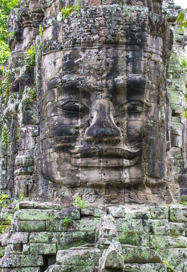 Angkor Thom Camboya imagenes de archivo