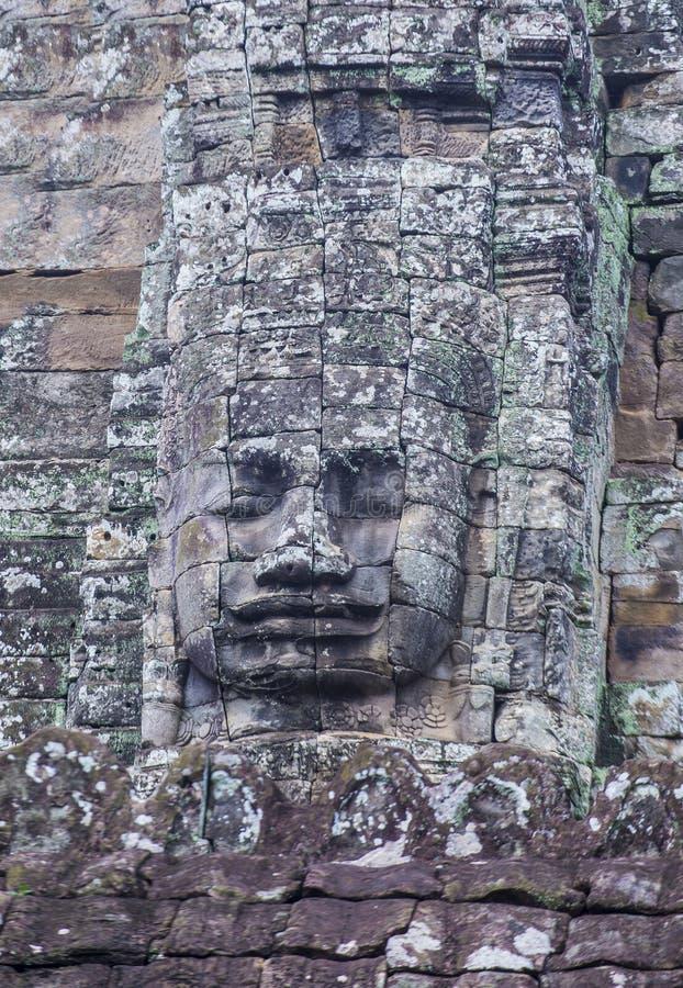Angkor Thom Kambodża zdjęcie stock