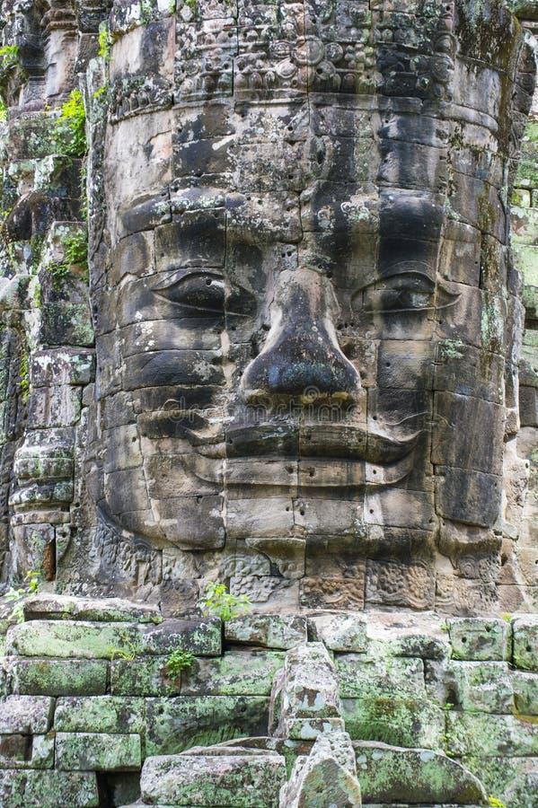 Angkor Thom Kambodża obrazy stock