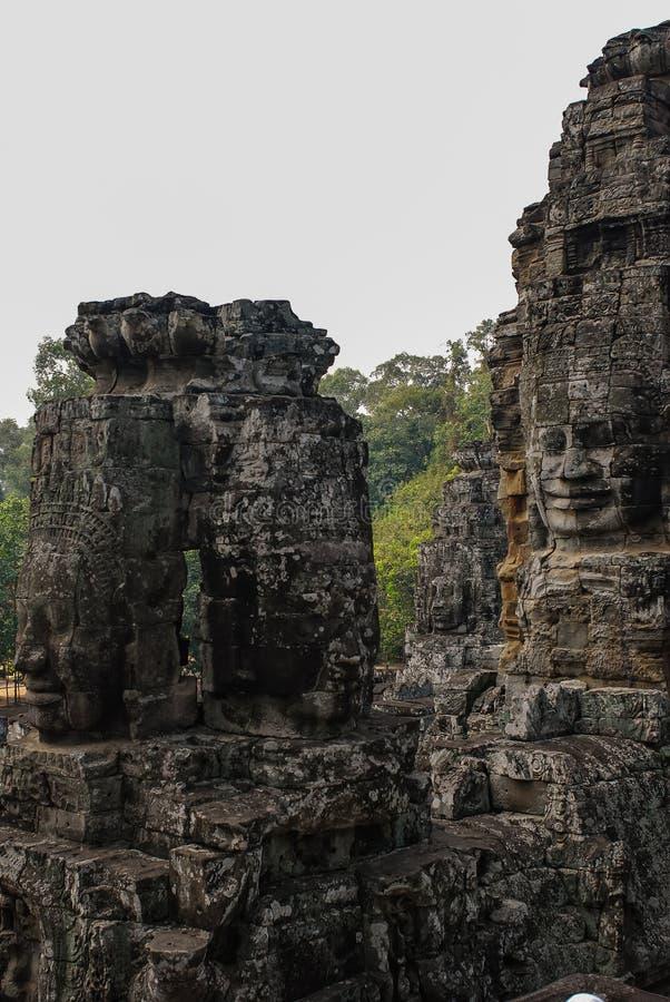 Angkor Thom, siemreap, cambodia foto de stock