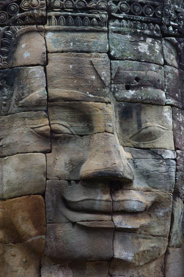 Angkor Thom V arkivbild