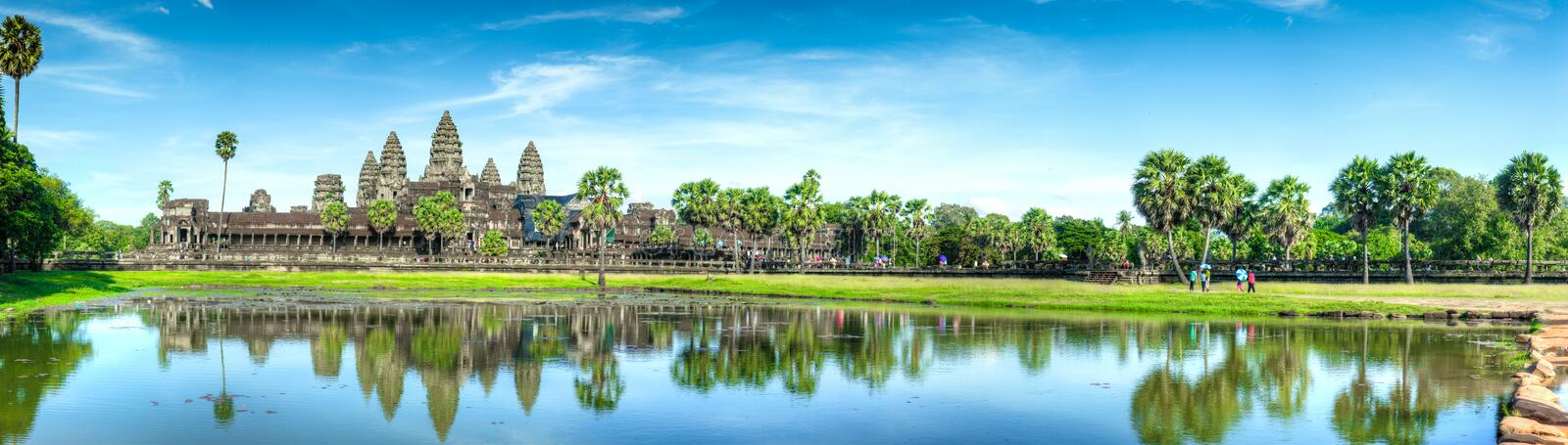 Angkor Vat photo stock