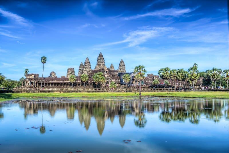 Angkor Vat photographie stock