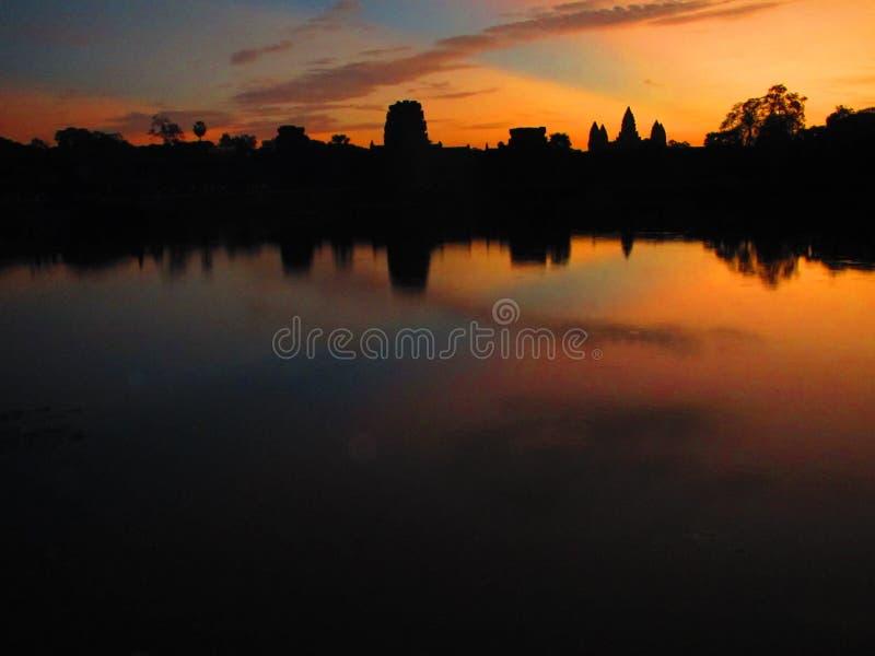 Angkor Vat images stock