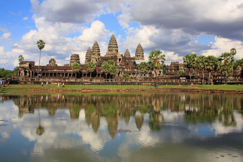 Angkor Vat photo stock