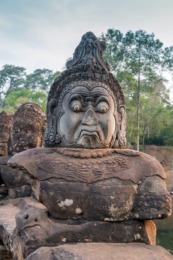 Download Angkor Vat, Complexe De Temple De Khmer, Asie Siem Reap, Cambodge Image stock - Image du bouddhisme, architectural: 56476595