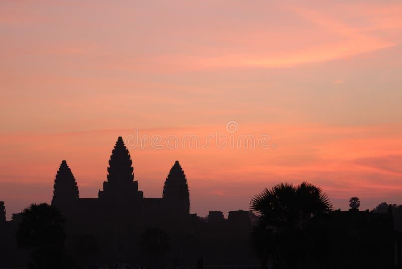 Angkor Wat 02 photos libres de droits
