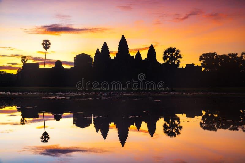Angkor Wat fotos de archivo