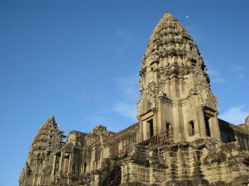 Download Angkor Wat stock foto. Afbeelding bestaande uit oogst - 10783156