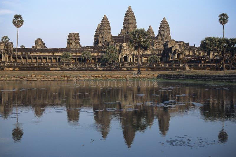 Angkor Wat immagini stock libere da diritti