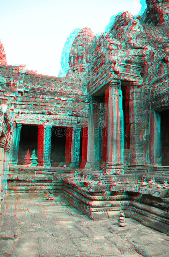 Angkor Wat royalty free stock photos